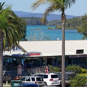 Nambucca Boatshed & Cafe