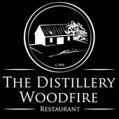 The Distillery Woodfire Restaurant Logo