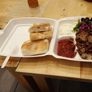 Pitta Pan Kebabs