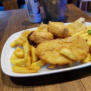 Hunky Dory Fish and Chips South Melbourne