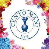 Cento Mani Cafe Logo