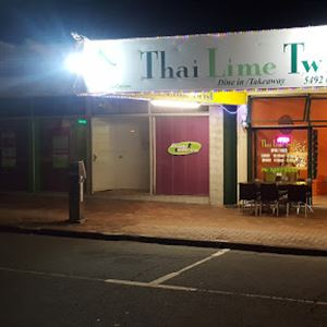 Thai Lime Twist