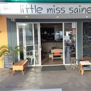 Little Miss Saine Cafe Bar