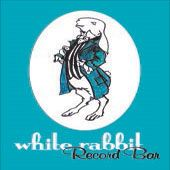 White Rabbit Record Bar Logo