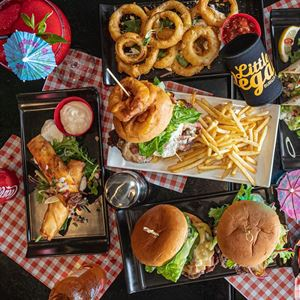 Little Vegas Burger & Bar