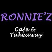 Ronnie'z Cafe and Take Away Logo