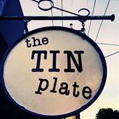The Tin Plate Logo