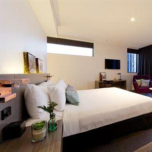 Alpha Mosaic Hotel Brisbane