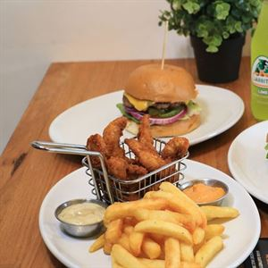 Cookhouse Burgers