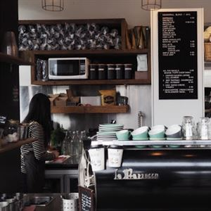 Black Flat Coffee Brewers