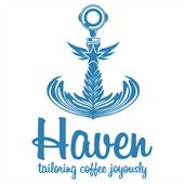 Haven - Tailoring Coffee Joyously Logo