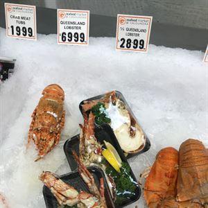Seafood Market @ Caloundra