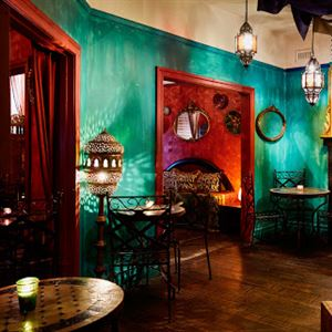 Mofo Lounge and Moroccan Lounge