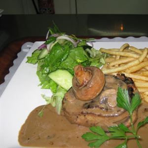 Neptune's Steak and Seafood Restaurant