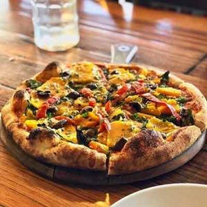 The Cave Wood Fired Pizza