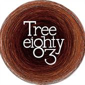 Tree Eighty3 Logo
