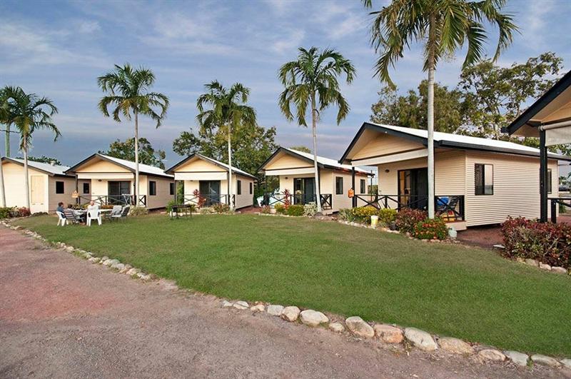 Hinchinbrook Marine Cove Resort  Lucinda