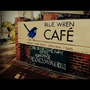 Blue Wren Cafe