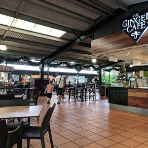 The Ginger Cafe