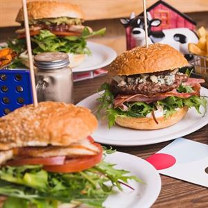 Missy Moos Gourmet Burger Bar