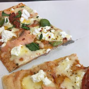 Rocket Gourmet Pizza By the Slice