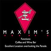 Maxim's Wine Bar & Function Centre