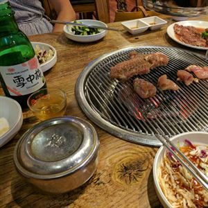 Yi Dynasty Korean BBQ