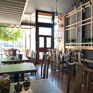 Rotana Garden Cafe