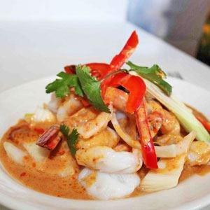 Two Sisters Lao Thai Canberra City