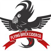 Flying Brick Cider House Logo