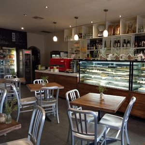 Taso's Cafe & Patisserie