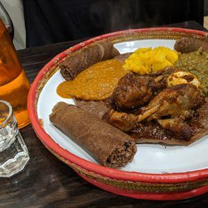 Saba's Ethiopian