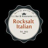 Rocksalt Italian Logo
