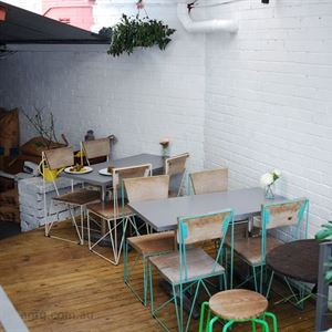 Zebra Green Cafe & Bar