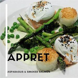 Appret Cafe Restaurant