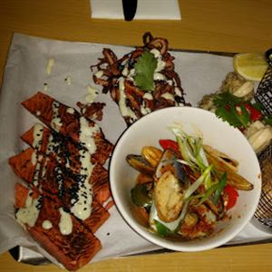 Scampis Seafood Bar & Grill