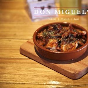 Don Miguel's Tapas Music Bar