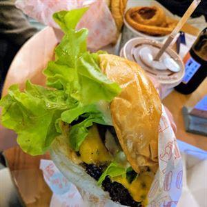 Betty's Burgers & Concrete Co Surfers Paradise