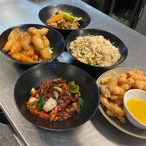 Exotic Wok & Grill