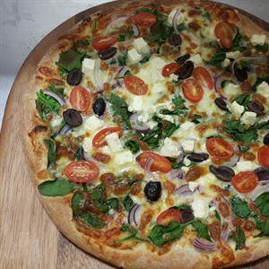 Sabatino Woodfired Pizza