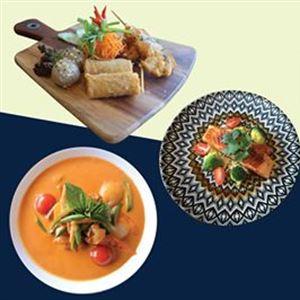Rustic Thai Kitchen