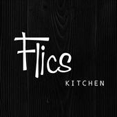 Flics Kitchen Logo