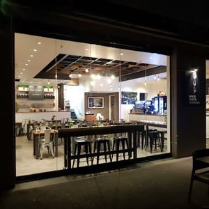 Rock Paper Scissors Cafe
