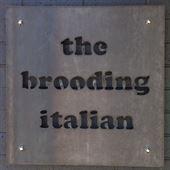 The Brooding Italian Logo