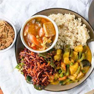 Radhey Kitchen and Chai Bar
