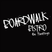 Boardwalk Bistro on Hastings Logo