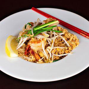 Spice Thai Cuisine Mascot