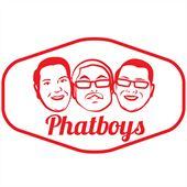 Phatboys Food Truck Logo
