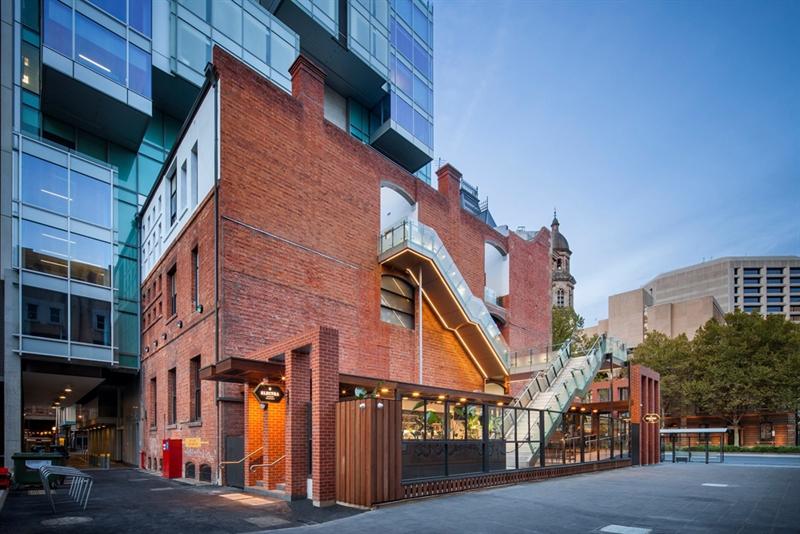 Restaurants On King William Street Adelaide