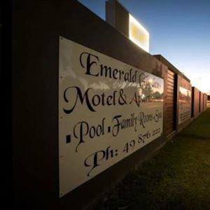 Emerald Gardens Motel & Apartments